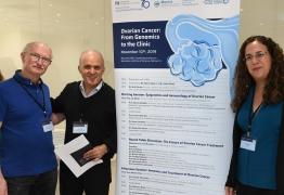 Ovarian Cancer Workshop // Nov 10, 2019