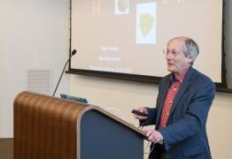 Ben May Lecture: Daan Frenkel, September 2019