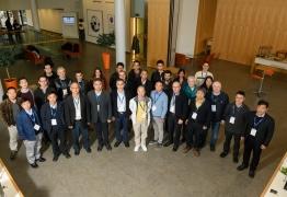 Chinese delegation, December 2019
