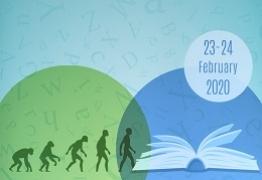 Language of Evolution & Evolution of Language